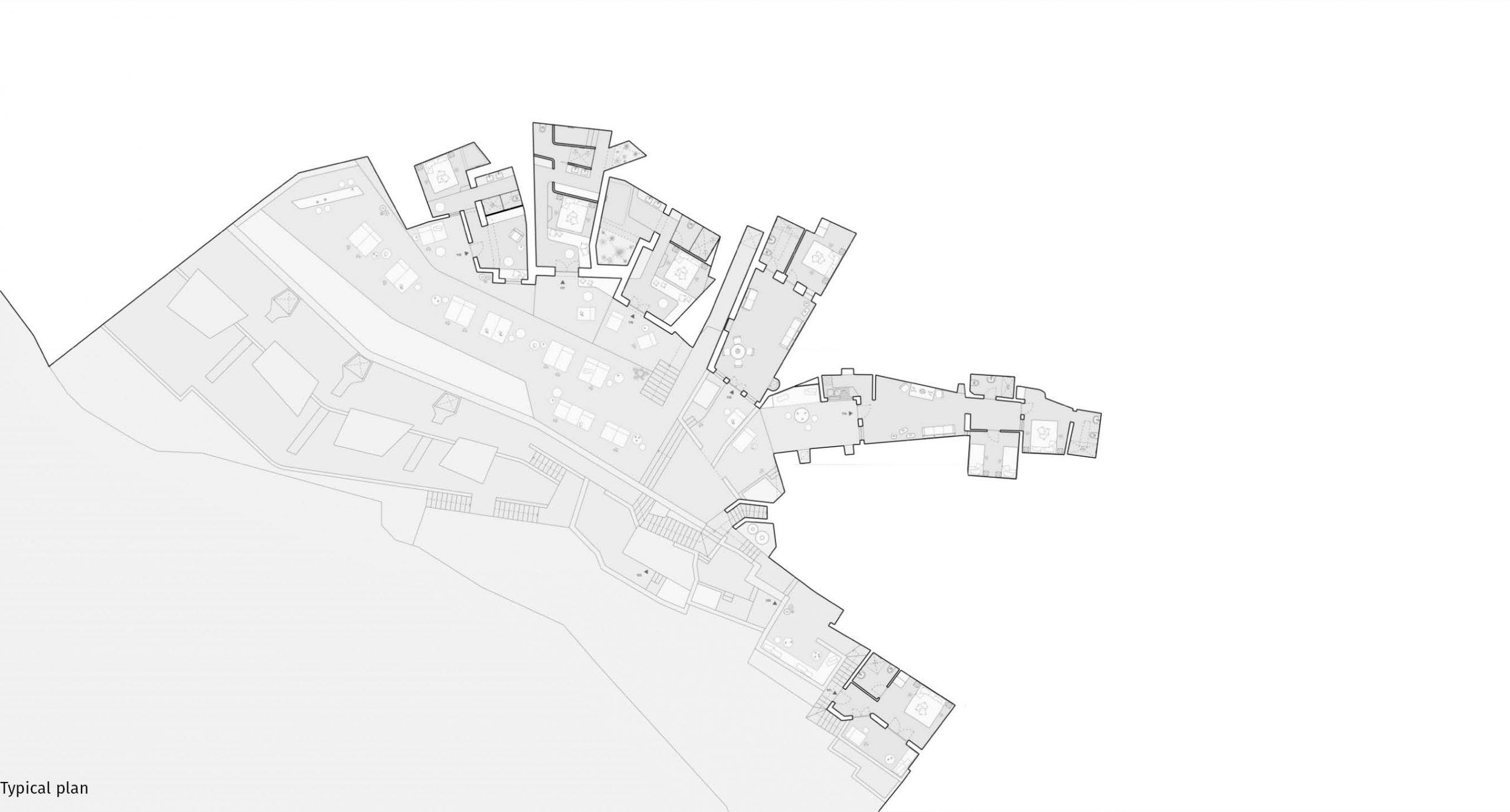 Spacegram_DegreeZeroArchitects_Santorini_White_Arc_Cyclodian_Grece_Pool_Island08