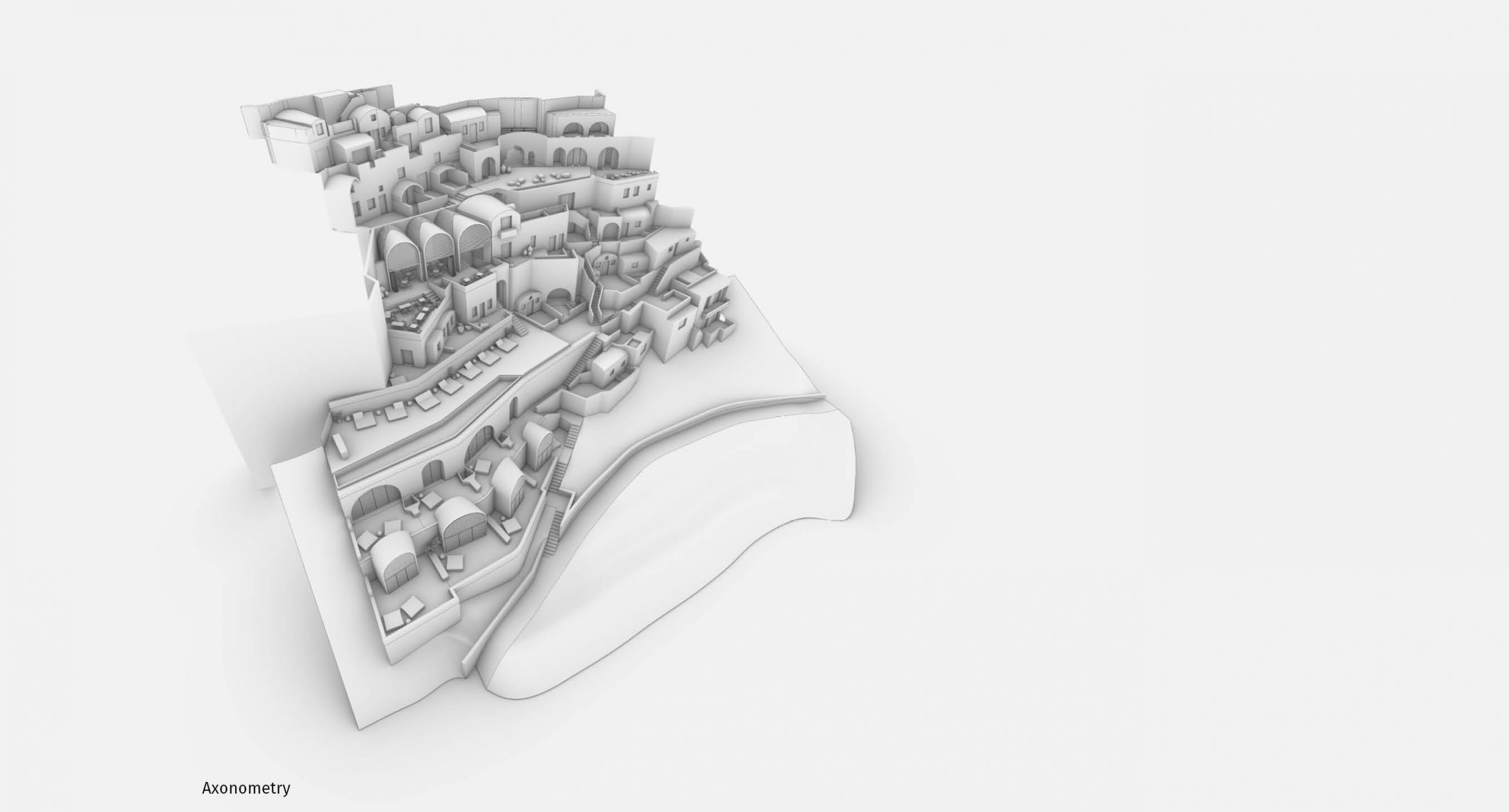 Spacegram_DegreeZeroArchitects_Santorini_White_Arc_Cyclodian_Grece_Pool_Island09