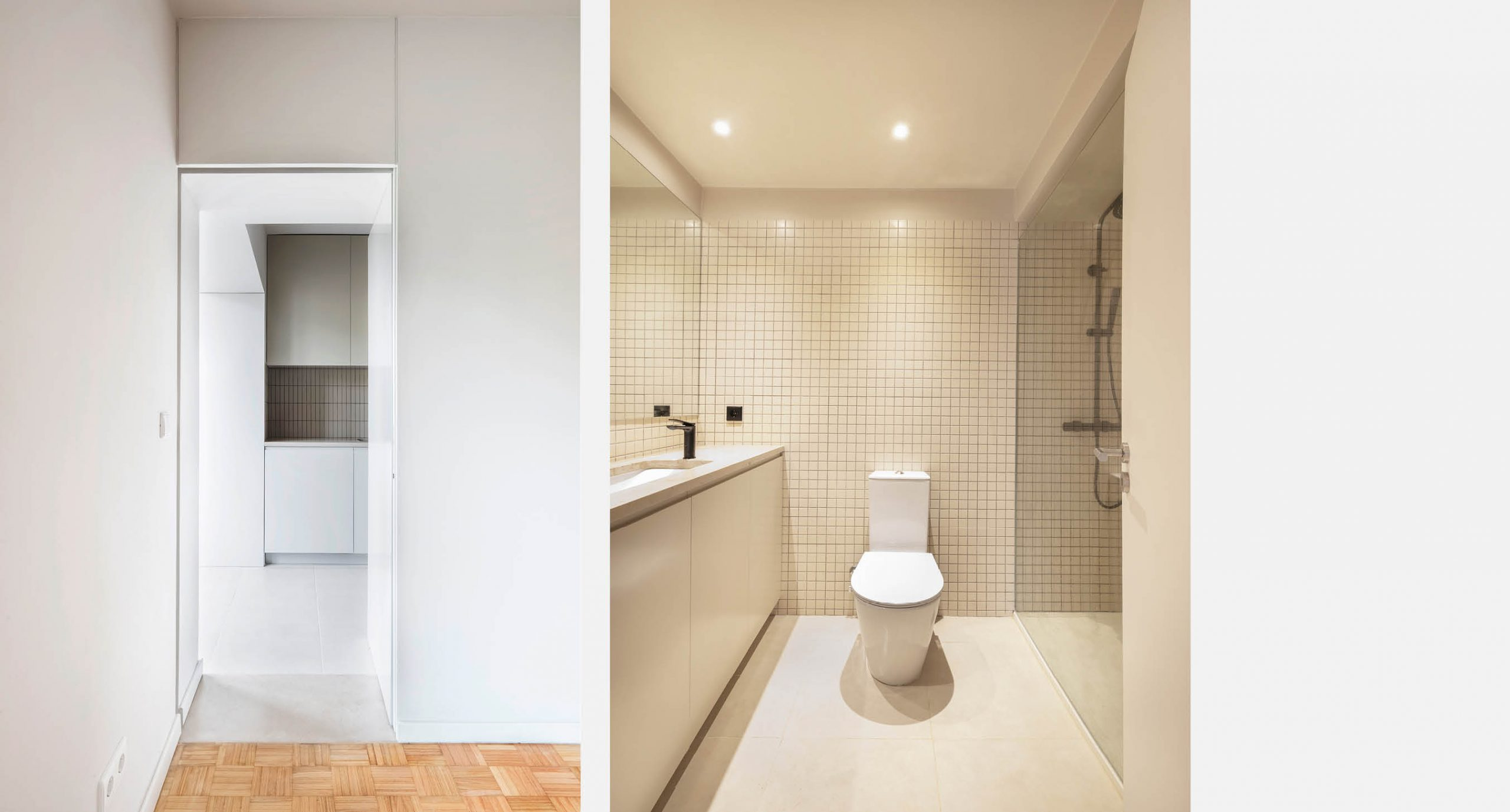 Spacegram_FredericoGeorge_Apartment_Refurbishment_White_Integrated_Furniture05